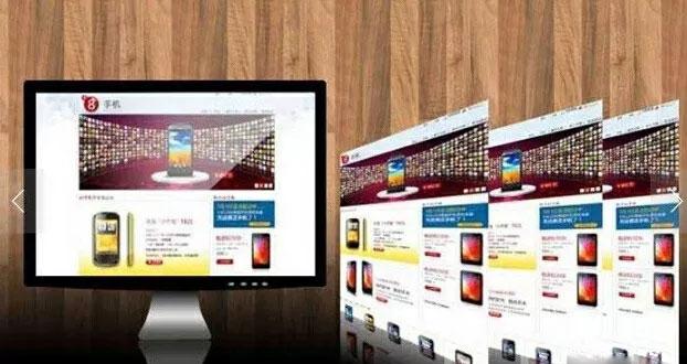 挑选网站建造模板有什么优点?